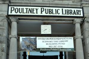 Poulntey (VT) Public Library